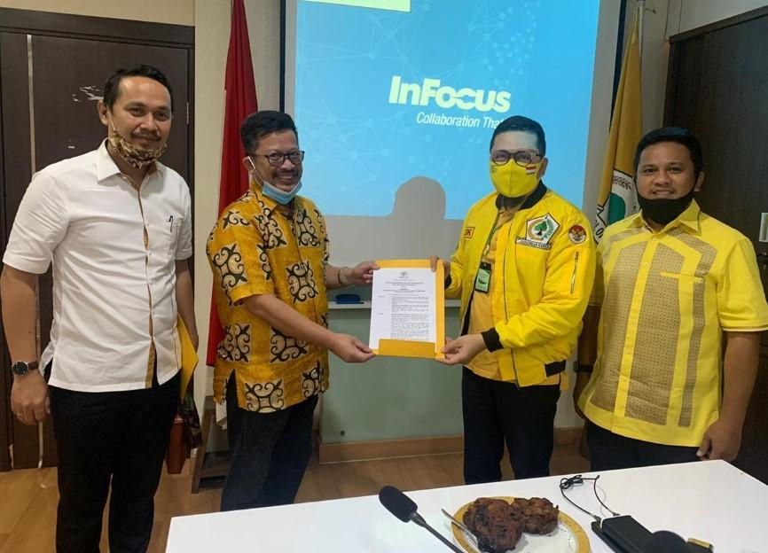 Golkar Usung None-Zunnun di Pilwalkot Makassar