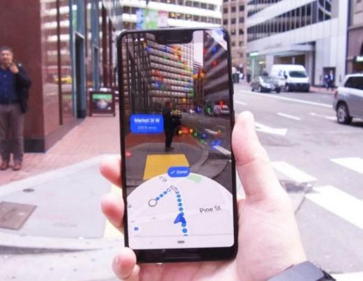 Google Maps Luncurkan Fitur Canggih, Salah Satunya Bisa Live View