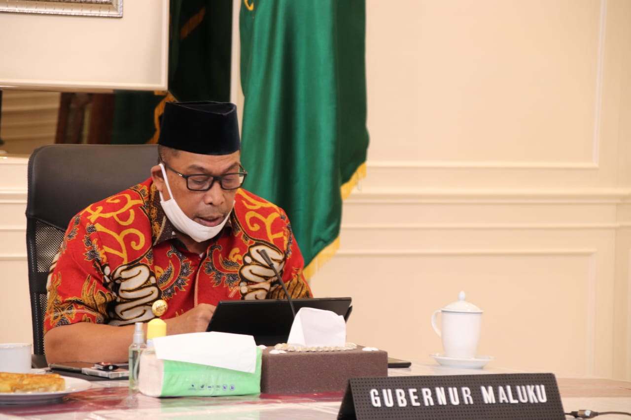 Gubernur Ingatkan Pelaksanaan Pilkada Wajib Terapkan Protokol Kesehatan