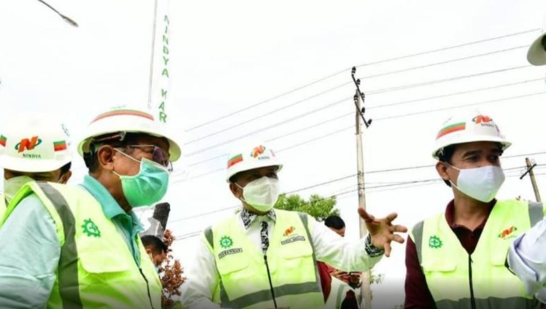 Gubernur: Jalan Metro Tanjung Bunga akan Menjadi Terlebar di Indonesia dan Landmark Baru Kota Makassar