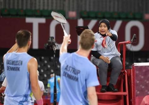 Guru SD Asal Surabaya Jadi Wasit Olimpiade Tokyo 2020