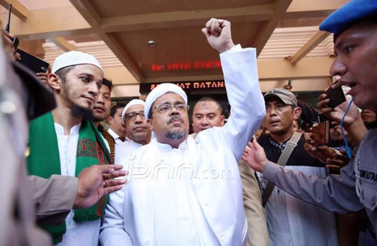 Habib Rizieq Sebut Ahok di Pleidoi, Begini Respon JPU