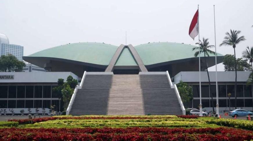 Hacker Ubah Nama Website DPR jadi Dewan Penghianat Rakyat