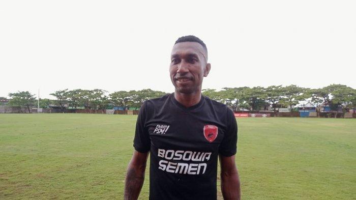 Hadapi Borneo FC, Patrich Wanggai Berpotensi Diturunkan Pelatih Syamsuddin Batola