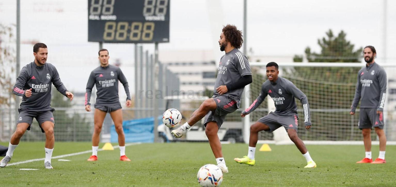 Hadapi Huesca, Zidane Siapkan HBA
