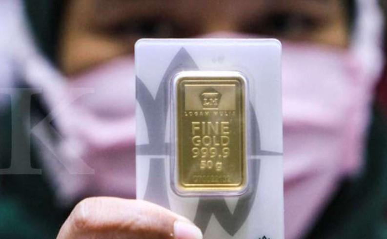 Harga emas melambung, ANTAM akan maksimalkan bisnis Logam Mulia