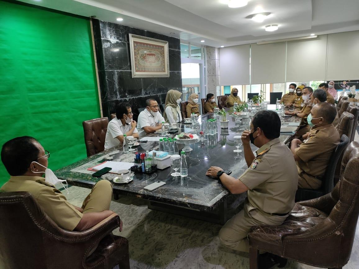 Hari Ini Perum Bulog Makassar Siap Distribusikan Bantuan Beras, Wali Kota Danny Berikan Dukungan