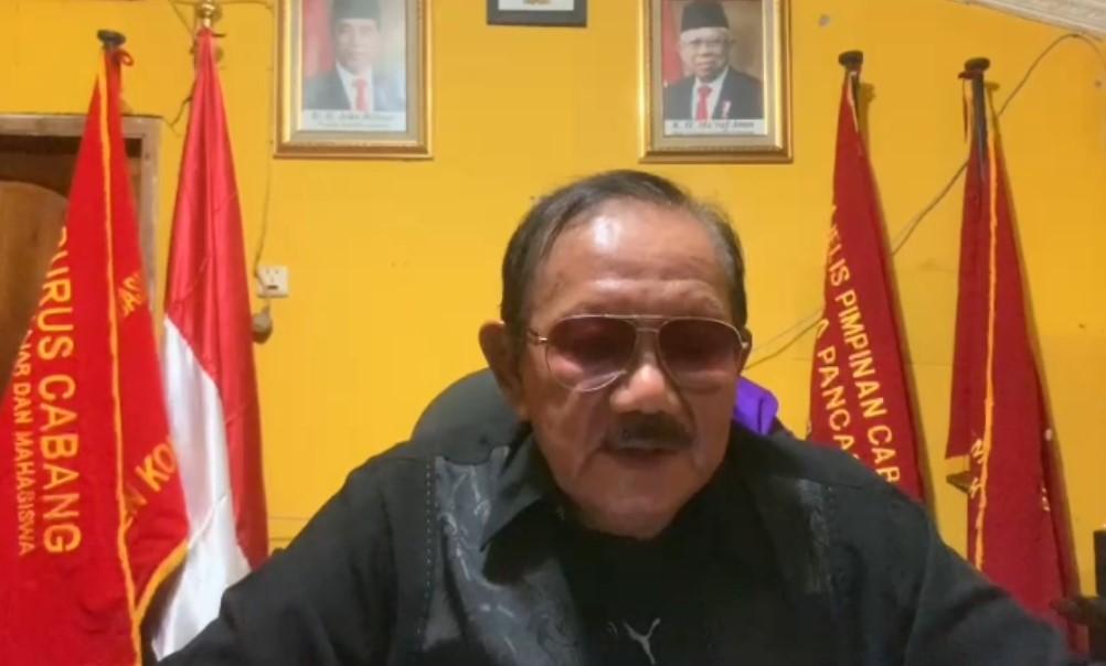 Hasan Mbou Imbau Kader Partai Berkarya HMP Jaga Sultra Tetap Kondusif
