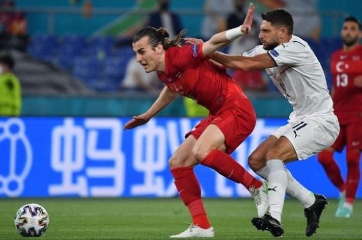 Hasil Euro 2020 : Italia Bungkam Turki dengan Skor Telak