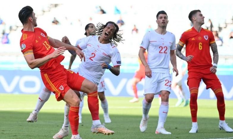 Hasil Euro 2020 : Swiss Berbagi Angka dengan Wales