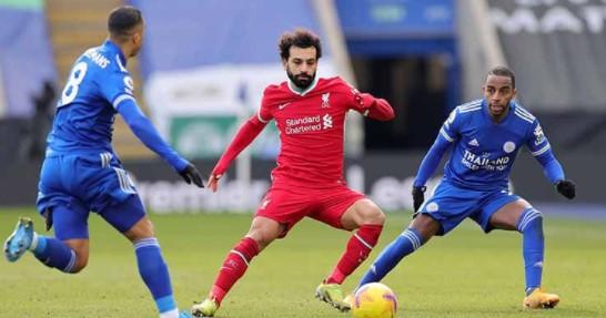 Hasil Liga Inggris : Liverpool Tumbang di Kandang Leicester