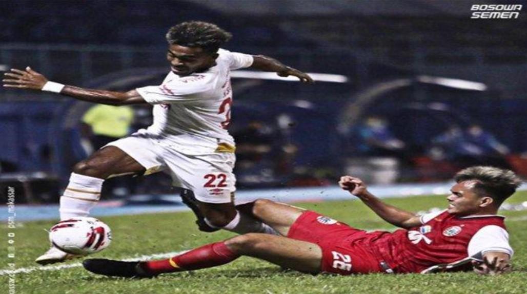 Hasil Piala Menpora : PSM Tahan Imbang Persija 0-0