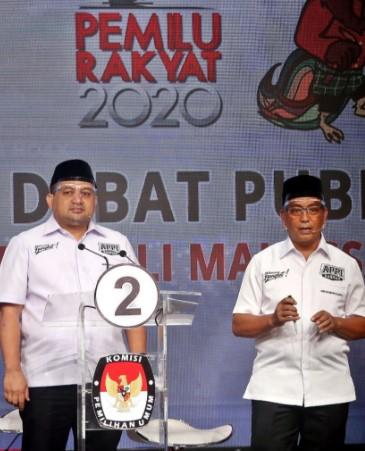 Hasil Polling Pasca Debat Kedua Pilwalkot Makassar, Appi-Rahman Unggul Telak dari 3 Pesaing