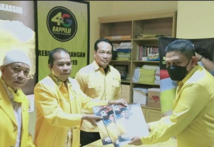 Head to Head Appi dan Juniar Arge di Musda Golkar Makassar