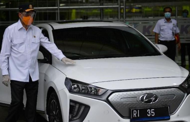 Hingga 2030, Pemerintah Akan Beli 500 Ribu Kendaraan Listrik