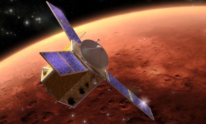 Hope, Wahana Uni Emirat Arab Tiba di Mars, NASA Ucapkan Selamat