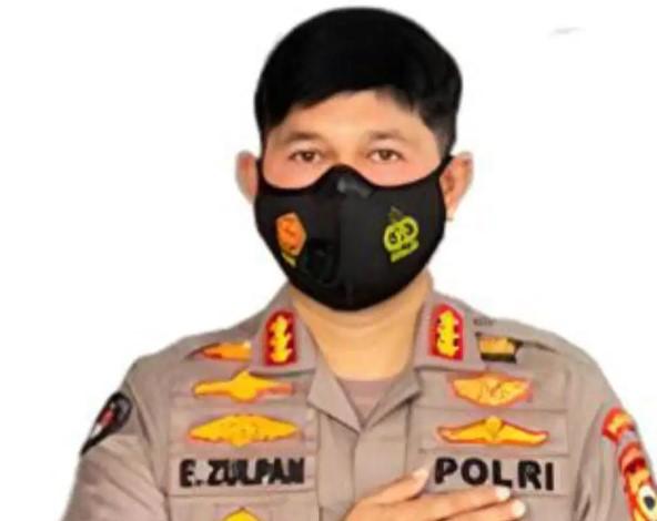 Humas polda Sebut Ada 58 Terduga Teroris Ditangkap di Sulsel Digiring ke Jakarta