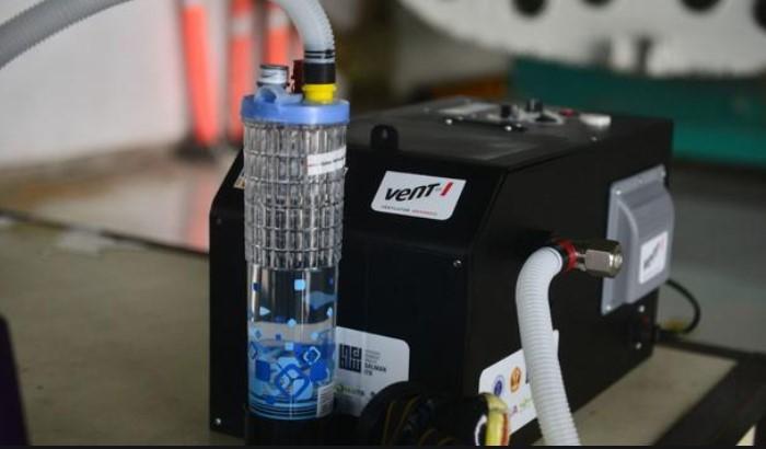 ITB Resmi Luncurkan Ventilator Standar Internasional, Harganya Dibanderol Rp 60 Juta per Unit