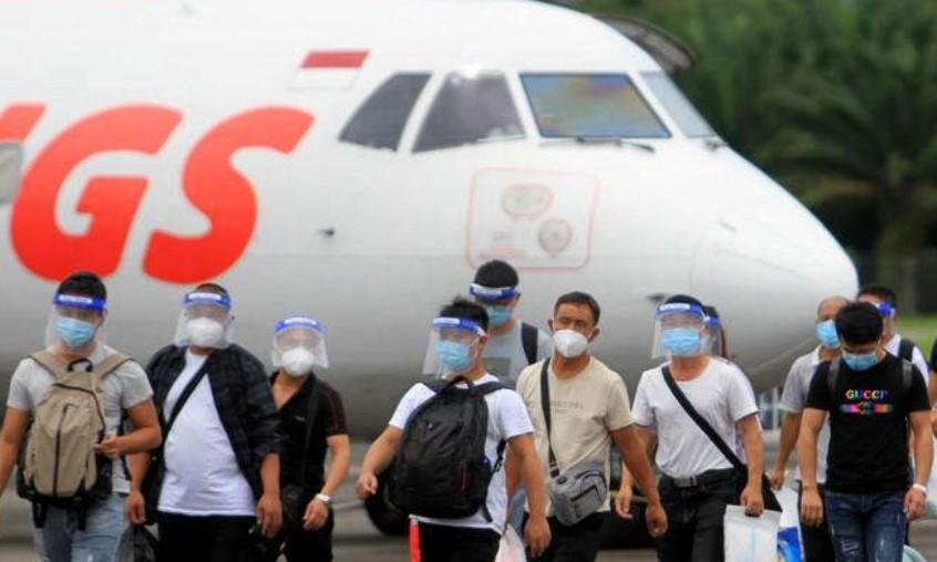 Imigrasi Sebut 20 TKA asal Cina Kerjakan Proyek Strategis Nasional