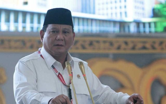 Index Politica Catat Elektabilitas Prabowo Subianto Masih Tertinggi