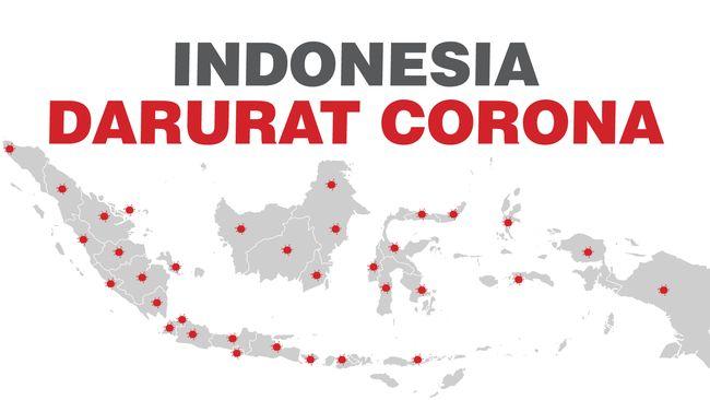 Indonesia Berpeluang Gantikan India Jadi Epicentrum Penyebaran Covid-19 di Asia