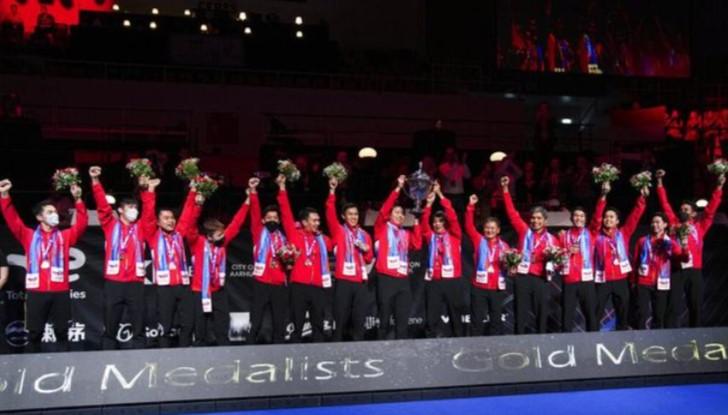 Indonesia Juara Piala Thomas 2020, Penantian 19 Tahun Berakhir