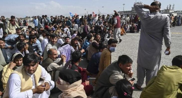 Inggris Siap Tampung Pengungsi dari Afghanistan