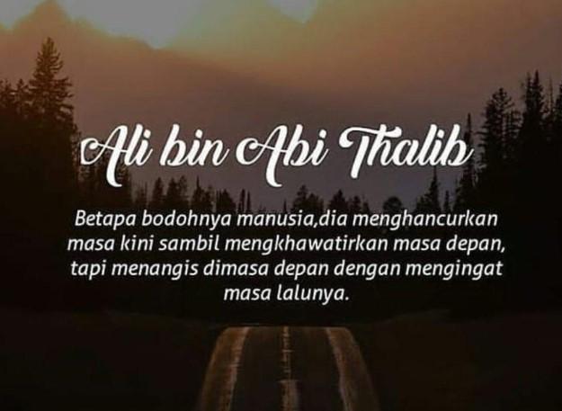 Ini 7 Pesan Ali bin Abu Thalib untuk Hidup Bahagia