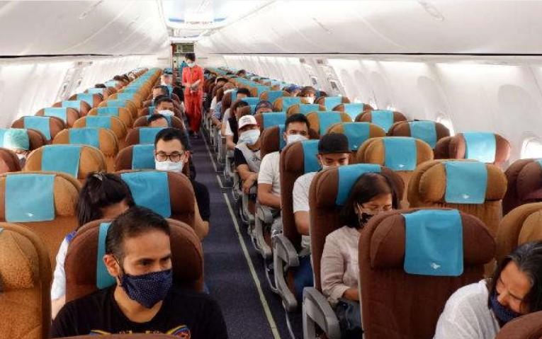 Ini Aturan Terbaru Naik Pesawat di Masa Pandemi