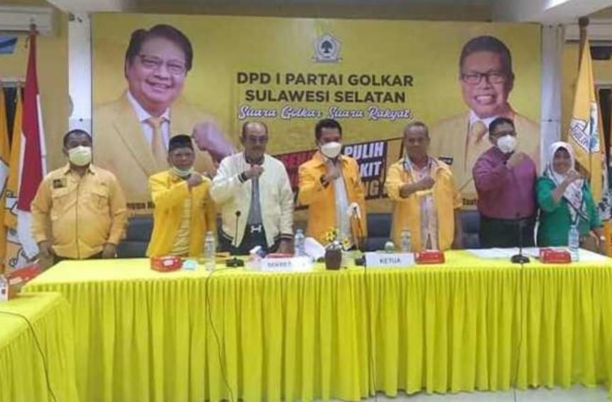 Ini Calon yang Lolos Tes Wawancara Ketua DPD Golkar Luwu