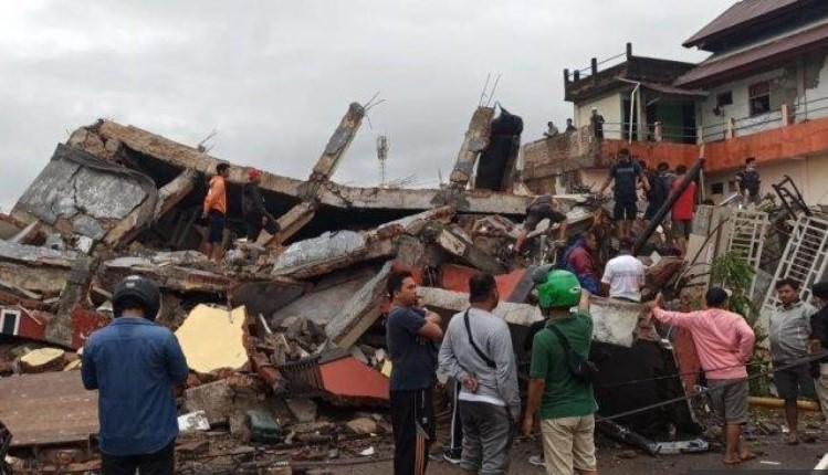 Ini Jumlah Korban Meninggal Akibat Gempa di Sulbar