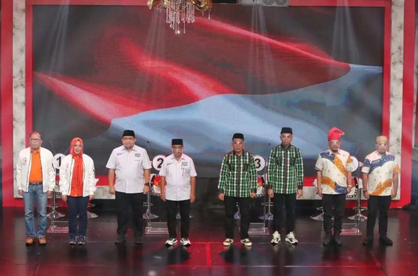 Ini Lokasi TPS Masing-masing Paslon Wali Kota Makassar