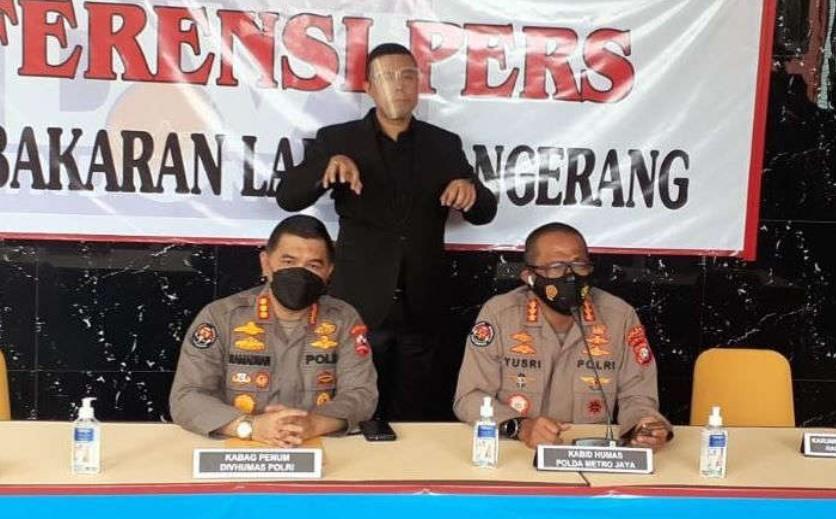 Ini Pemicu Kebakaran Maut Lapas Tangerang