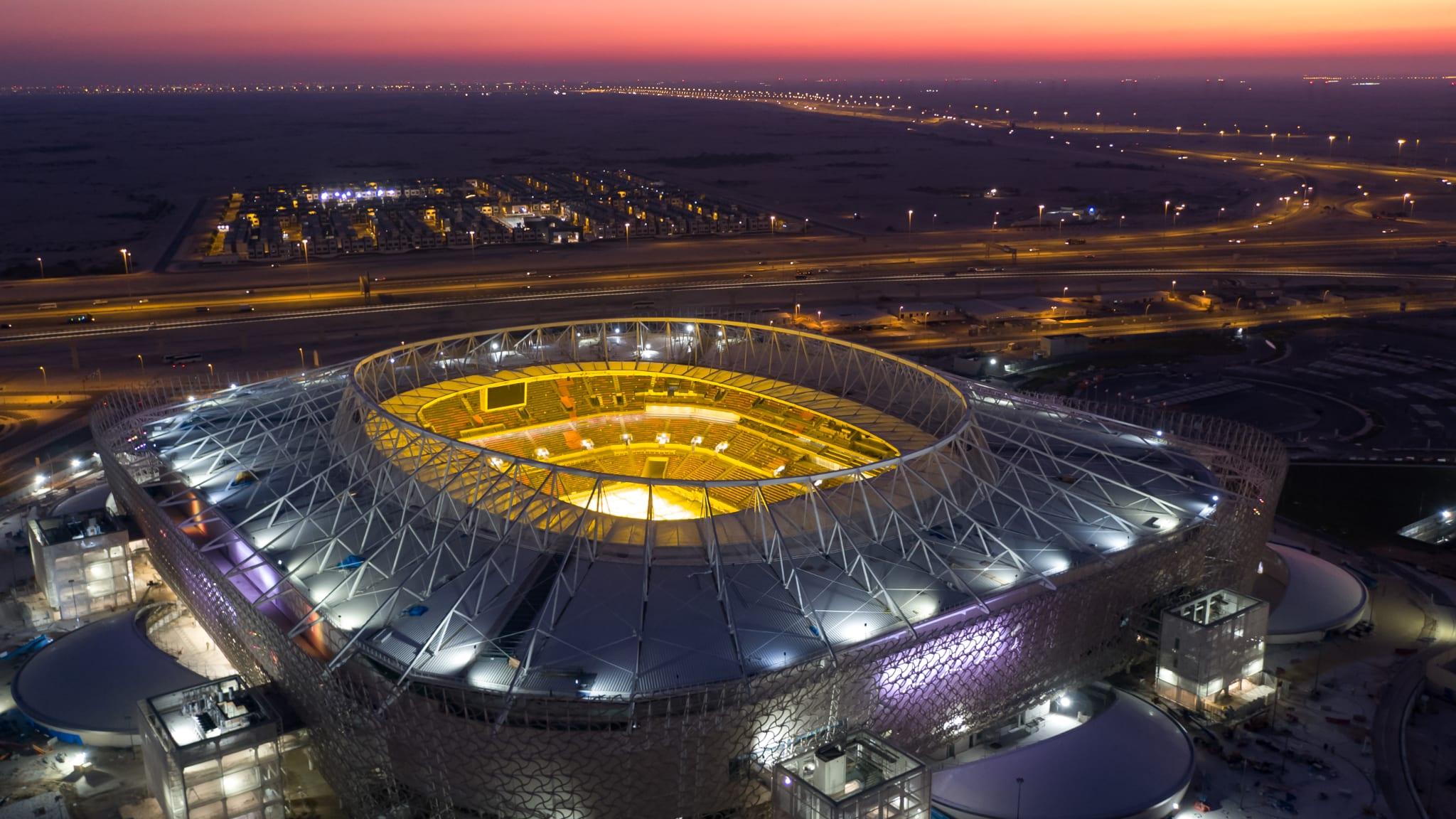 Intip Desain Stadion Al Rayyan Qatar yang Mewah dan Menakjubkan