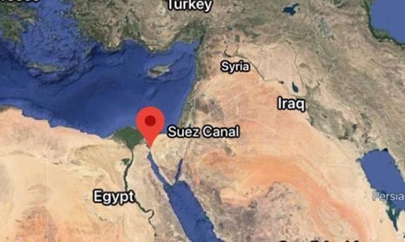 Intip Karakteristik Teluk Suez secara Geologi