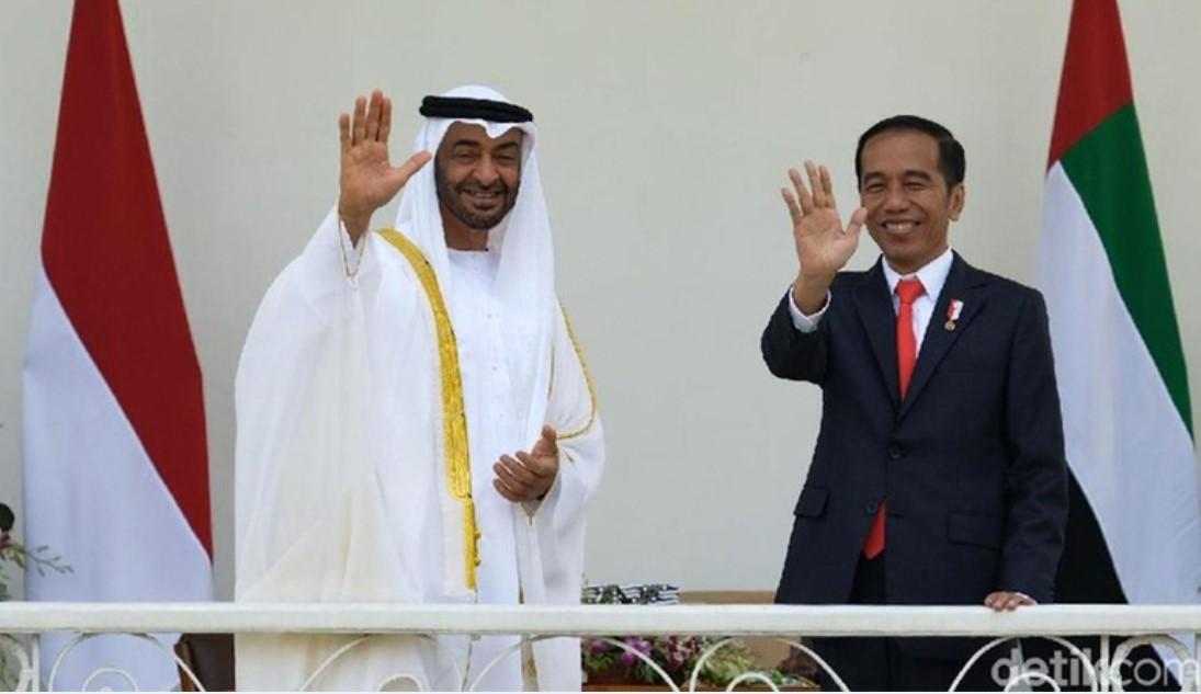 Investasi UEA di Indonesia Capai 10 Miliar Dollar
