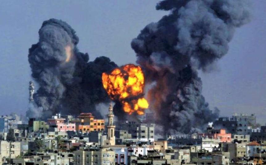 Israel Dilaporkan Duduki Gaza