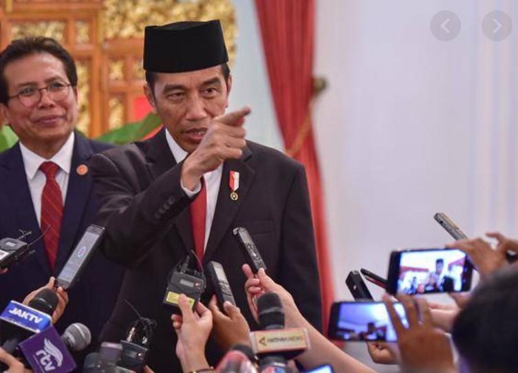 Isu Resuffle Kabinet Mencuat stelah Pembentukan Kementerian Investasi Disetujui DPR
