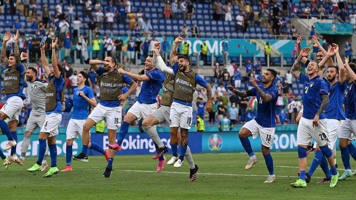 Italia Buru Rekor Ini Saat Hadapi Austria