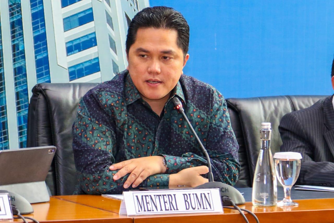 Jajaran Komisaris PLN Dirombak Erick Thohir, Berikut SusunaNnya