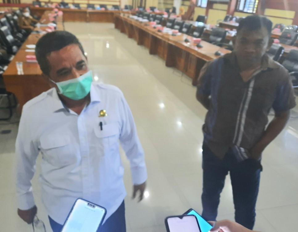 Jalan Rekayasa Lalu Lintas di Wakatobi-Hado Bermasalah,  Kadishub Sultra:  Siap Ganti Kerugian Negara
