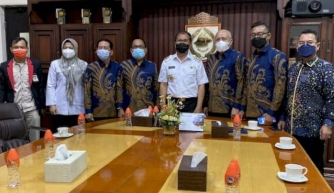 Jalankan Program Merdeka Belajar, Unifa Akan Jalin Kerjasama dengan Pemkot Makassar