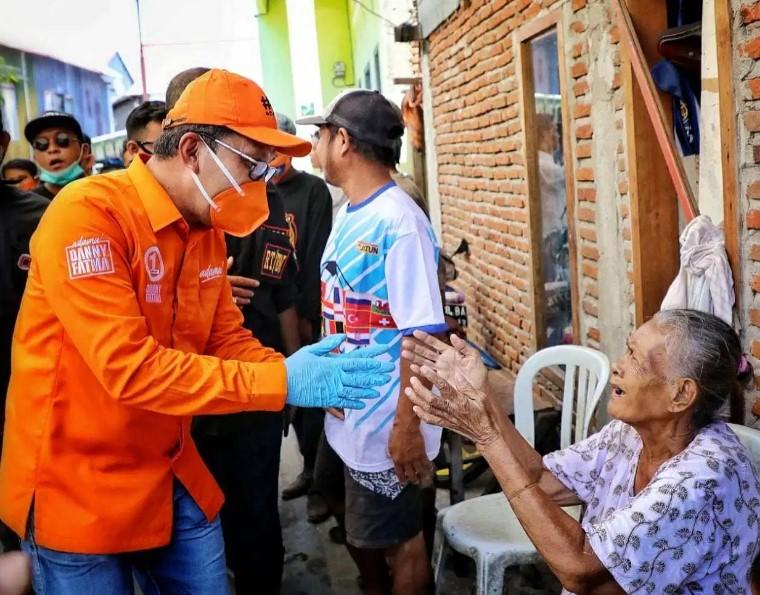 Jawab Keluhan Warga, DP-Fatma Canangkan Program Lansia Care Lima Tahun ke Depan