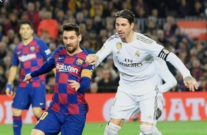 Jelan El Clasico, Sergio Ramos Kemungkinan Absen