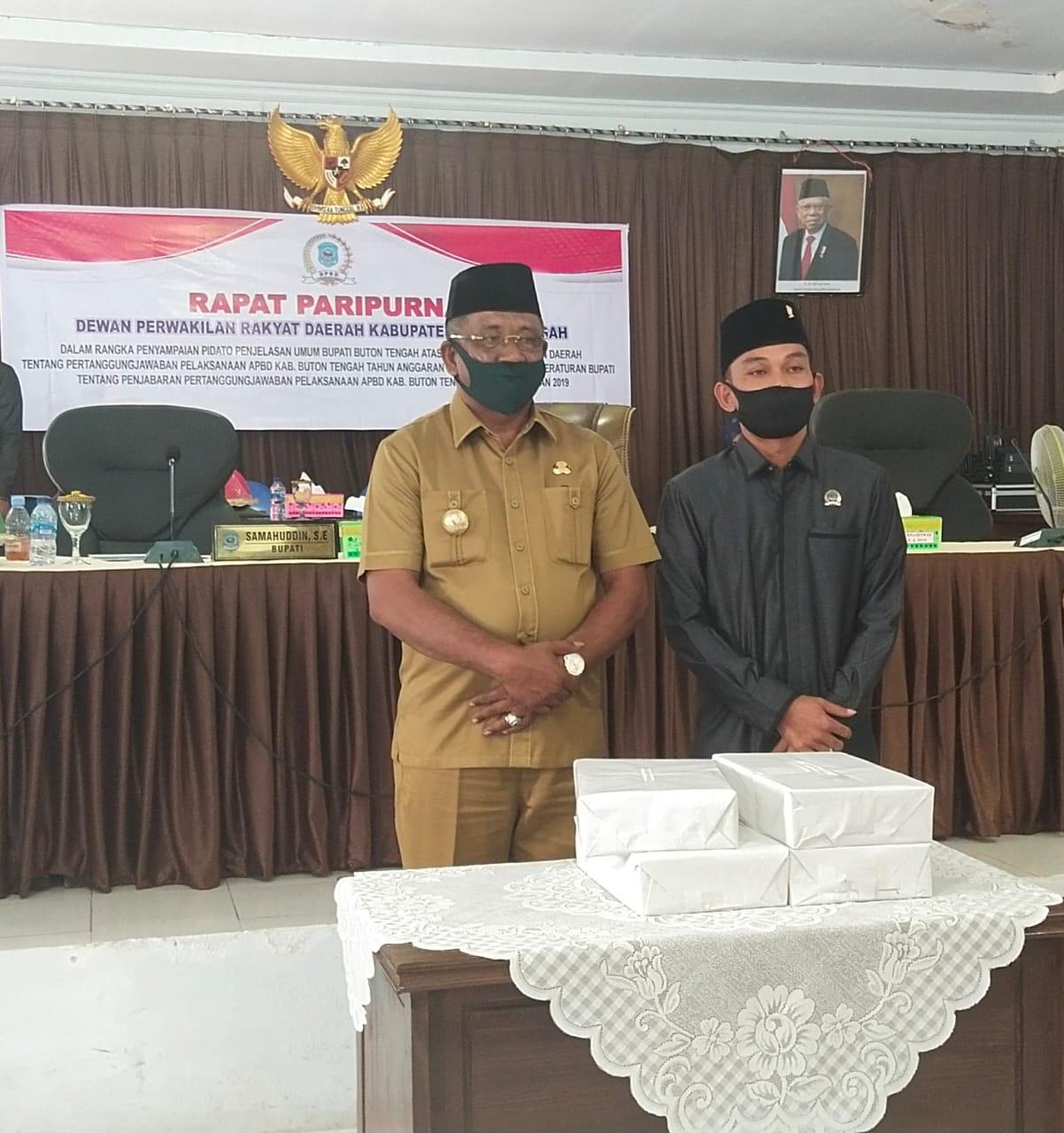 Jelang HUT, Samahuddin Larang Kadis dan Anggota DPRD Keluar Daerah