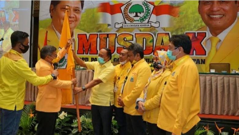 Jelang Musda DPD II Golkar, Persaingan Figur Calon  Diprediksi Ketat di Makassar, Maros dan Takalar