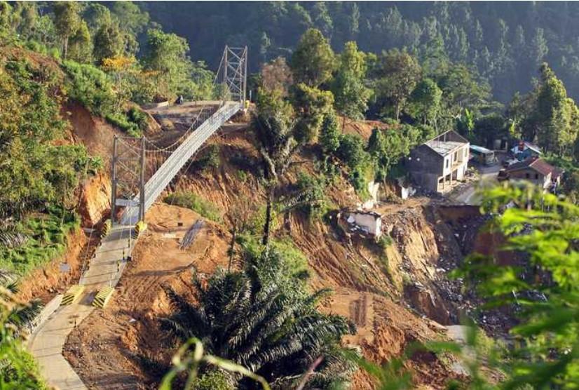 Jembatan Khusus Mobil Dibangun di Battang Barat