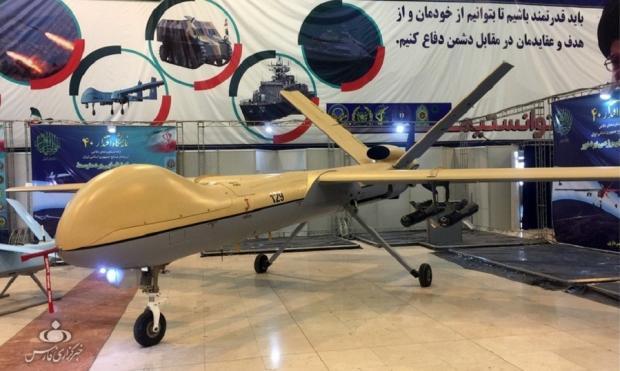 Jendral Iran Sebut Negaranya Punya Drone Daya Jelajah Hingga 700 Km