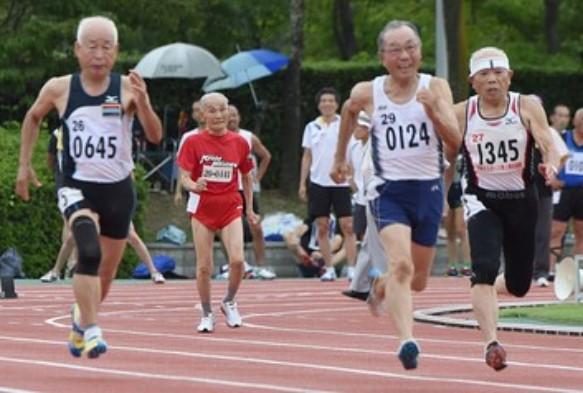 Jepang Catatkan 80.000 Penduduknya Berusia Lebih 100 Tahun, Tertua 117 Tahun