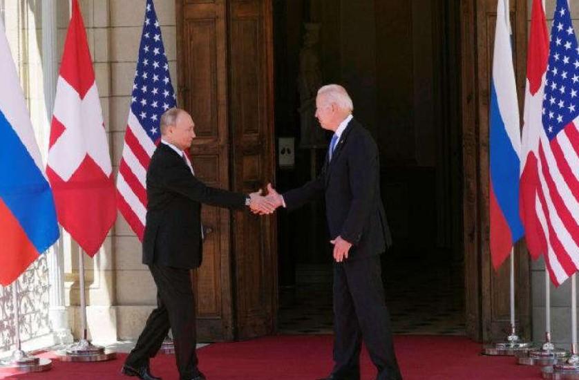 Joe Biden dan Vladimir Putin Gelar Pertemuan di Jenewa